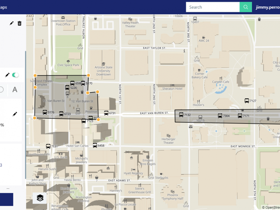 Track your assets and IoT on a real-time map : 5 steps - Rasters io